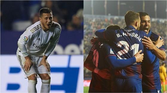 Messi ghi 4 bàn, Real mất ngôi đầu mất luôn sao lớn ảnh 1