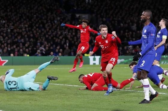 Bayern Munich đã chứng tỏ sự vượt trội về đẳng cấp. Ảnh: Getty Images