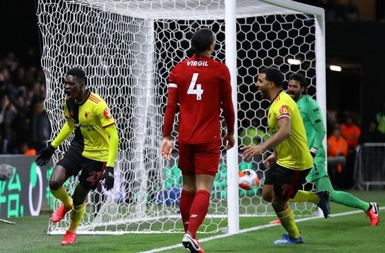 Watford đã tự biến mình thành một bất ngờ lớn nhất của giải. Ảnh: Getty Images