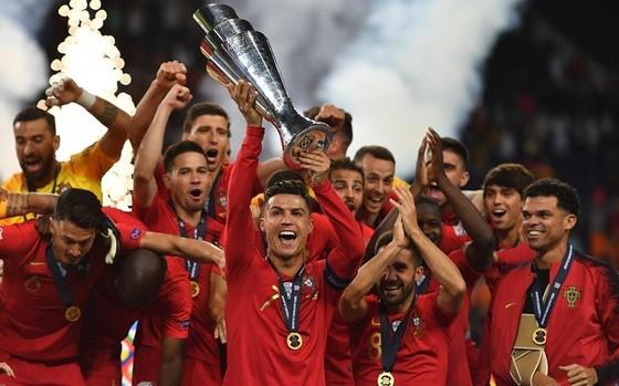 Bồ Đào Nha là nhà vô địch kỳ giải đầu tiên. Ảnh: Getty Images