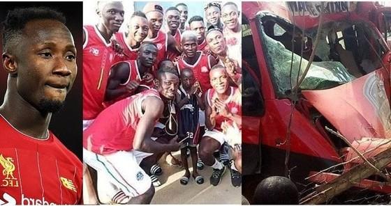 Tai nạn giao thông khiến 8 cầu thủ thiệt mạng ở Guinea ảnh 1