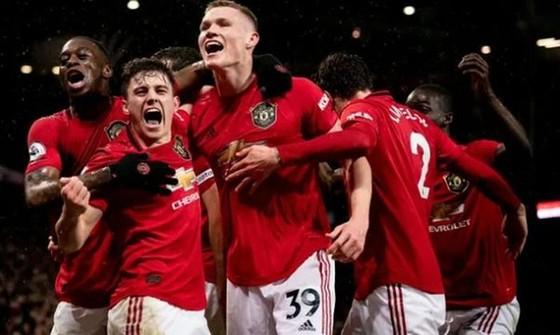Man.United đang tự tin tiến đi trên hành trình bất bại. Ảnh: Getty Images