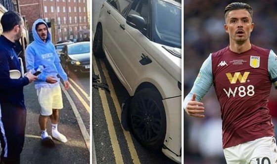 Sao Aston Villa gây tai nạn xe sau khi kêu gọi CĐV… ở yên trong nhà chống dịch ảnh 1