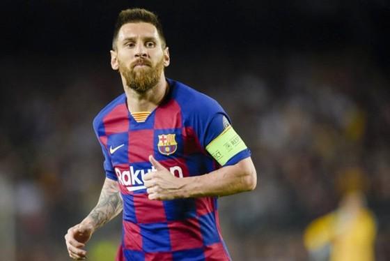 Lionel Messi liên tục dùng mạng xã hội để bảo vệ mình. Ảnh: Getty Images