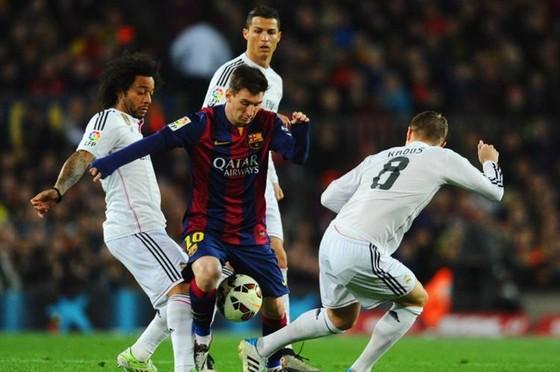 Khác biệt nào giữa Messi và Maradona, Ronaldo? ảnh 1