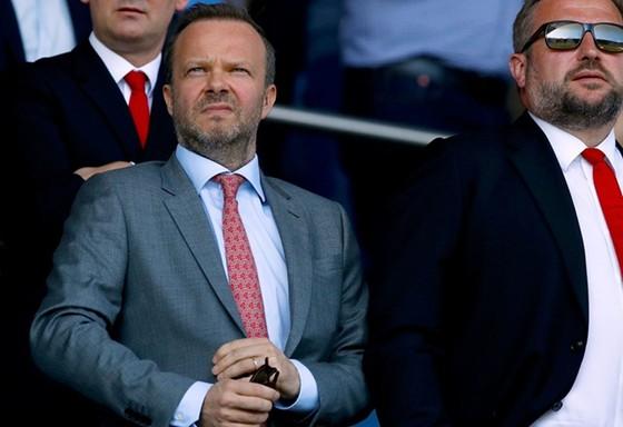 Phó chủ tịch điều hành của Man.United, Ed Woodward. Ảnh: Getty Images