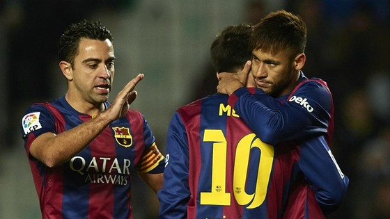 Messi có thể chơi cho đến khi 39 tuổi ảnh 1