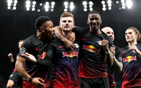 Bất chấp những bất an, RB Leipzig lên kế hoạch ghép đội hình để tập nâng cao. Ảnh: Getty Images