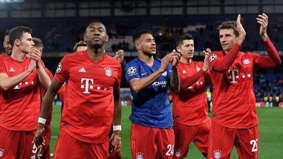 """Bayern Munich đã có thể sẵn sàng """"săn"""" Bundesliga thứ 8 liên tiếp. Ảnh: Getty Images"""