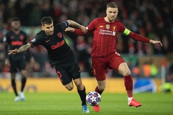 Liverpool chào đón Atletico Madrid vốn là trận đấu gây tranh cãi. Ảnh: Getty Images