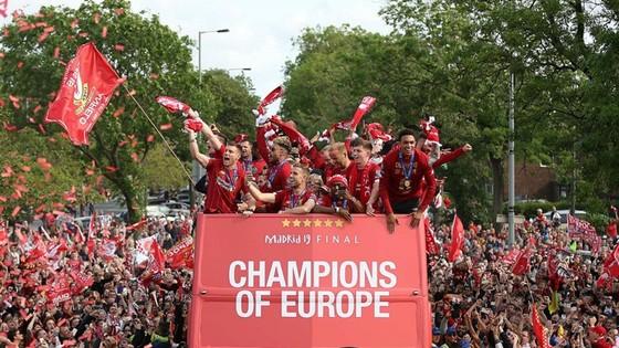 Một lễ mừng công hoành tráng như thế rõ ràng không thể diễn ra ở thời điểm này.  Ảnh: Getty Images