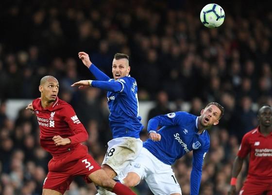 Derby Merseyside giữa Liverpool và Everton sẽ diễn ra tại Goodison Park. Ảnh: Getty Images