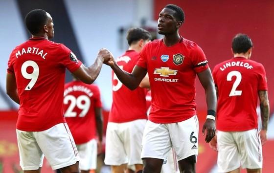 Man.United đang dần sắc bén và hiệu quả hơn. Ảnh: Getty Images