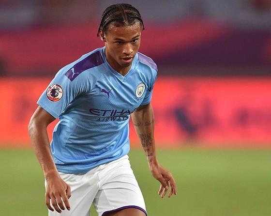 Leroy Sane rời Man.City sau 4 năm để gia nhập Bayern Munich. Ảnh: Getty Images