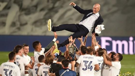 "HLV Zidane: ""Thắng La Liga tốt hơn Champions League"" ảnh 1"