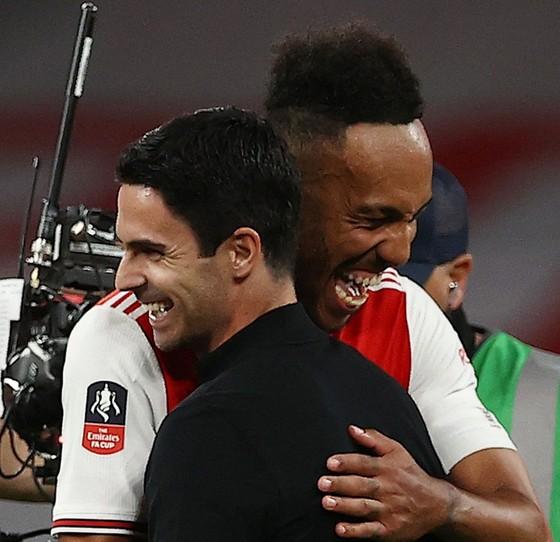 """Mikel Arteta: """"Aubameyang đã biết lý do cần ở lại Arsenal"""" ảnh 1"""