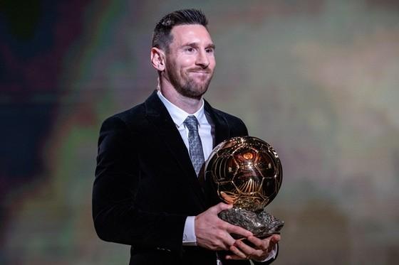 Lionel Messi của Barcelona đã giành giải thưởng năm 2019. Ảnh: Getty Images
