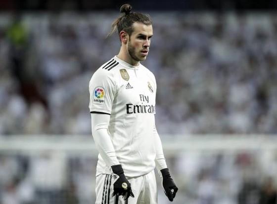 Gareth Bale đang phí hoài tài năng vì quyết ở lại Real. Ảnh: Getty Images