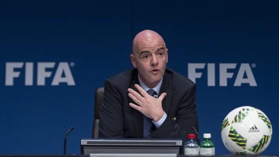 Cáo buộc nhằm vào Chủ tịch Gianni Infantino cho thấy FIFA vẫn trong vòng xoáy bê bối. Ảnh: FIFA.com