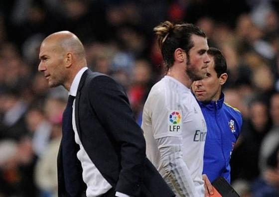 HLV Zinedine Zidane cho thấy dứt khoát về tình hình của Gareth Bale. Ảnh: Getty Images