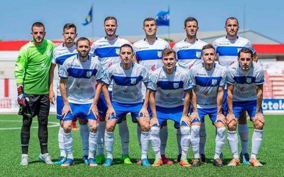 KF Drita trở thành đội đầu tiên bị xử thua vì mắc Covid-19.