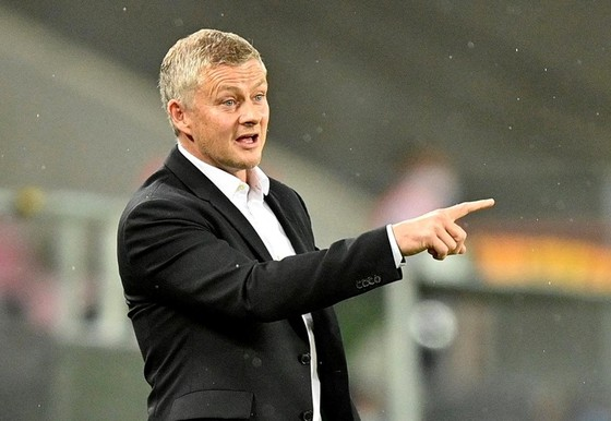 HLV Ole Gunnar Solskjaer có lẽ đã nhìn ra hạn chế của Man.United. Ảnh: Getty Images