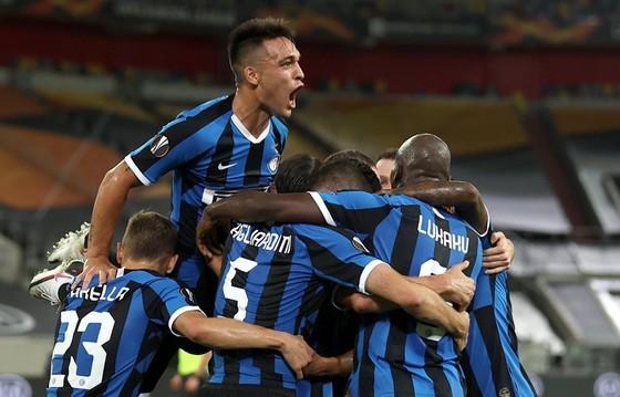 Inter Milan đã hoàn toàn lấn áp và đánh bại Shakhtar Donetsk để vào chung kết. Ảnh: Getty Images