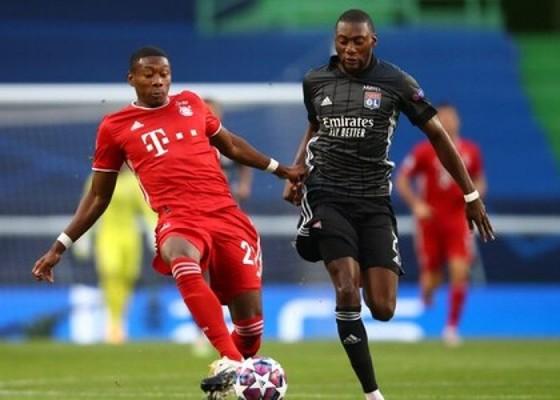Bayern thiết lập cuộc chơi của những nhà vô địch ảnh 1