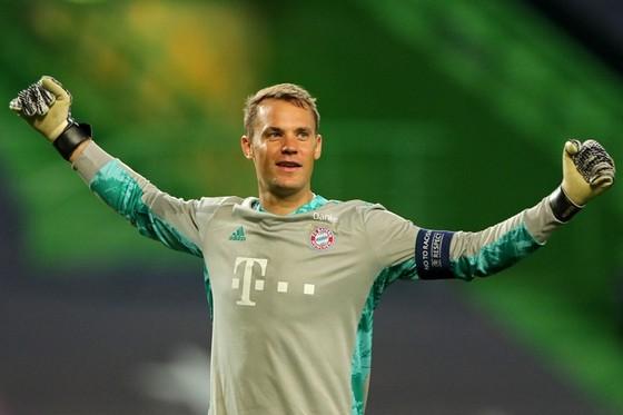 Thủ thành Manuel Neuer tỏ rõ tự tin có thể chiến thắng trận đấu cuối cùng. Ảnh: Getty Images