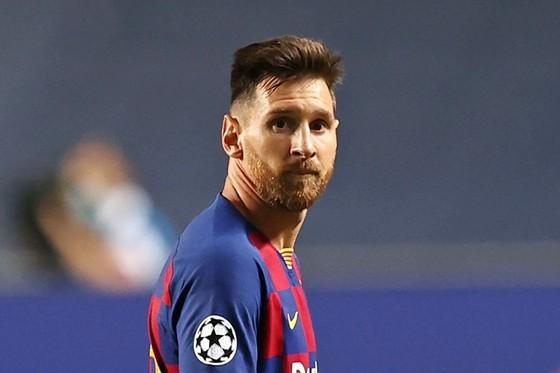 Quyết định ra đi của Lionel Messi rất khó được xoay chuyển. Ảnh: Getty Images