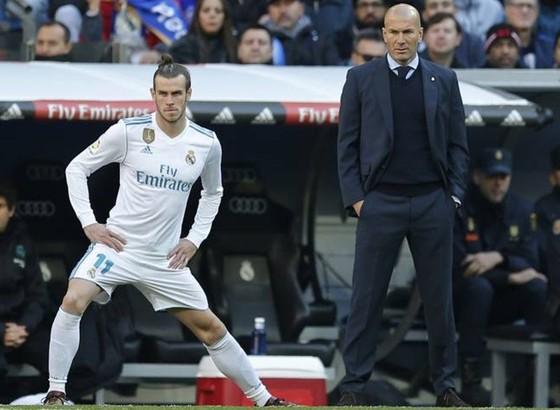 Gareth Bale không còn tương lai dưới quyền HLV Zinedine Zidane. Ảnh: Getty Images