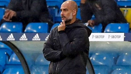 Guardiola cố bình thản sau trận mất điểm thứ 2 liên tiếp ảnh 1