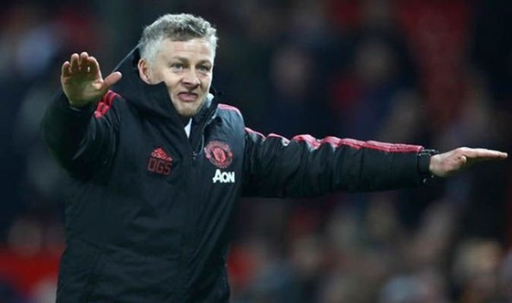HLV Ole Gunnar Solskjaer vẫn tiếp tục nhận được ủng hộ từ Man.United. Ảnh: Getty Images