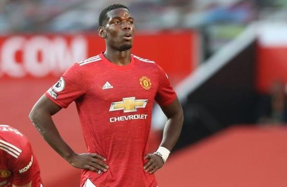 Paul Pogba đang trãi qua quãng thời gian đầy thất vọng ở Man.United. Ảnh: Getty Images