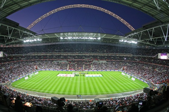 """Sân Wembley ở London (Anh) vốn đã là """"sân khấu"""" chính của kỳ Euro 2020."""