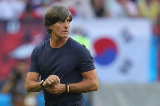 Joachim Loew chắc chắn sẽ bị soi xét về vị trí sau thảm bại. Ảnh: Getty Images