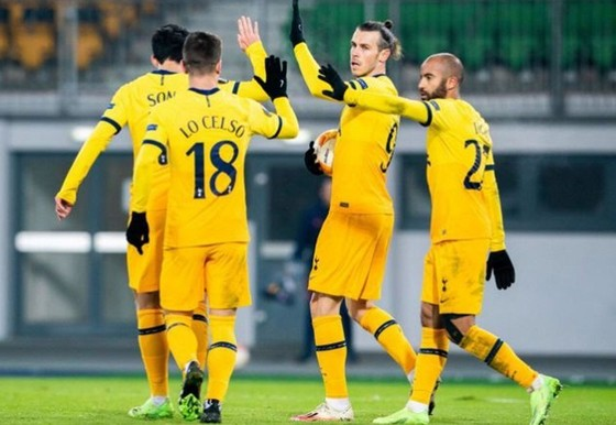 Tottenham đã sớm có thể tập trung cho cuộc đua vô địch Premier League.