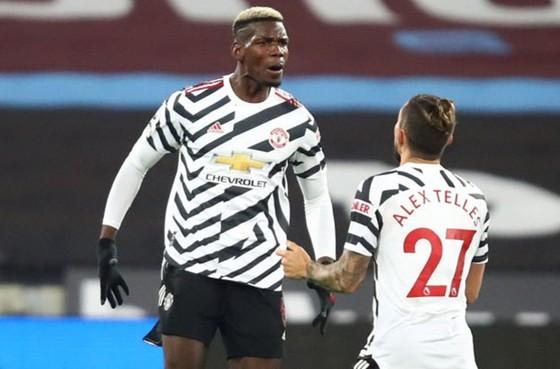 Paul Pogba vừa ghi bàn thắng đẹp trong chiến thắng tại West Ham hồi cuối tuần. Ảnh: Getty Images