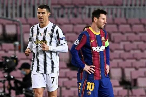 """Lionel Messi đã """"lơ"""" Cristiano Ronaldo trong cuộc bầu chọn. Ảnh: Getty Im"""