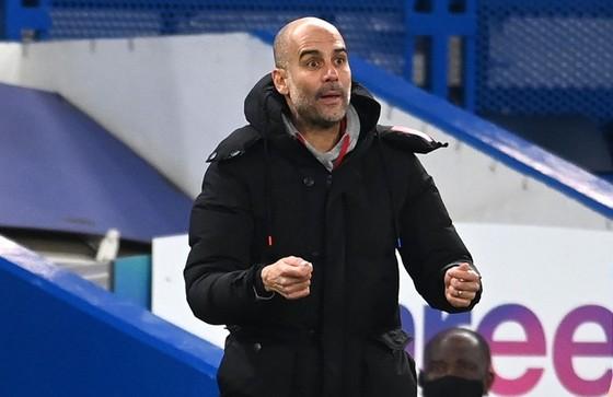HLV Pep Guardiola tự tin Man.City đã tìm lại sức mạnh vốn có. Ảnh: Getty Images