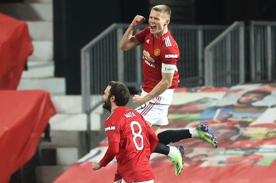Nhà vô địch Arsenal và Man.United nhọc nhằn vào vòng 4 FA Cup ảnh 1