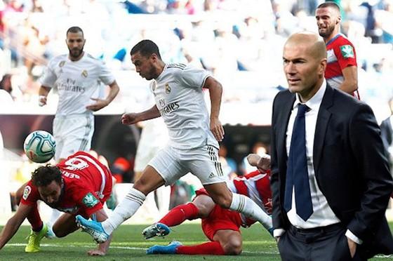HLV Zidane lại tránh bàn về Alaba, Mbappe ảnh 1