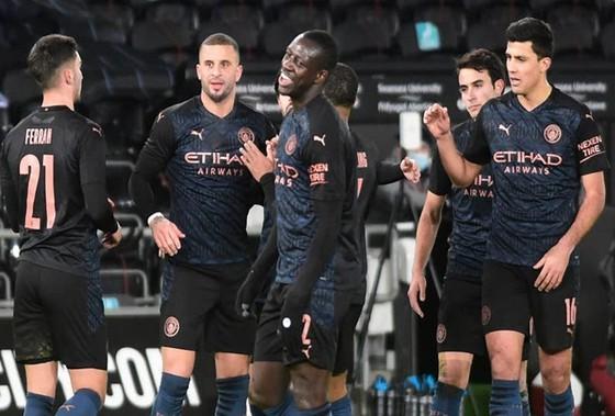 Man.City giành chiến thắng thứ 15 liên tiếp trên mọi đấu trường. Ảnh: Getty Images