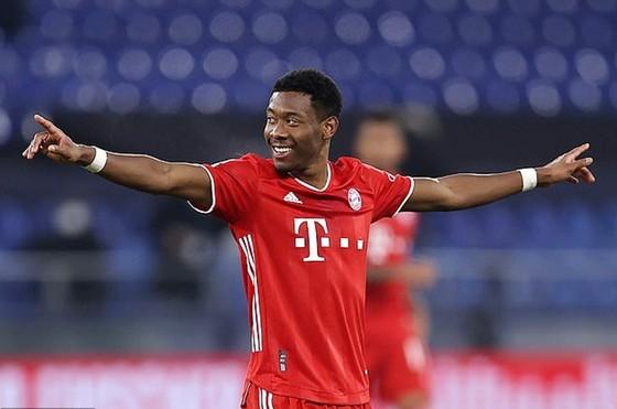 David Alaba vừa thắng danh hiệu mới nhất cùng Bayern tại FIFA Club World Cup 2021.
