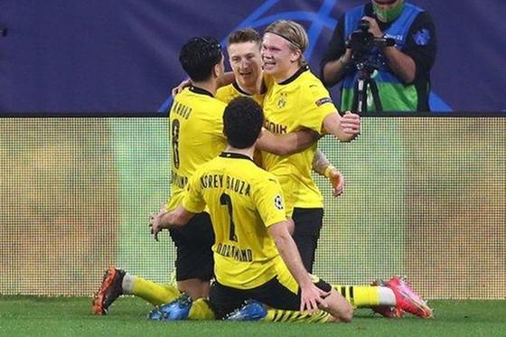 Porto vượt qua Juve, Haaland giúp Dortmund tiến sát tứ kết ảnh 1