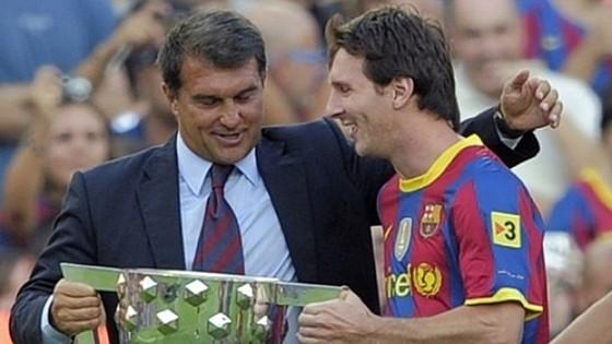 Ứng viên Chủ tịch Barca và lời hứa mua Haaland ảnh 1