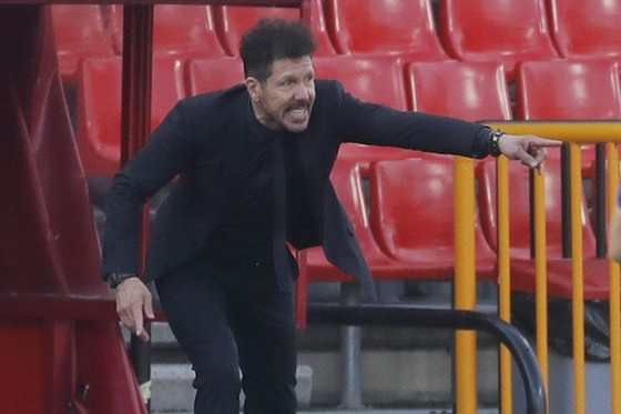 Atletico và chiến thắng giải tỏa ảnh 1