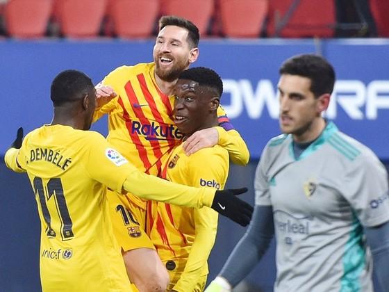 """Sao trẻ Barca nguyện mang bàn thắng đầu tiên """"xuống mồ"""" ảnh 1"""