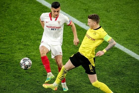 Haaland đưa Dortmund vào tứ kết ảnh 1