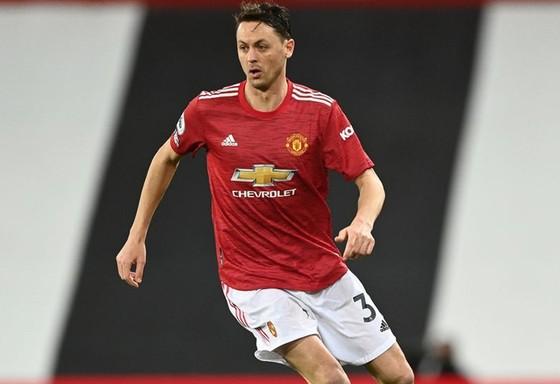 Nemanja Matic để ngỏ khả năng rời Man.United vào mùa hè này. Ảnh: Getty Images